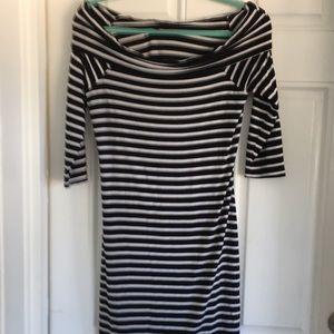 White House - Black Market Black  mini dress